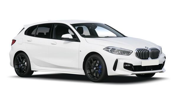 BMW 1 Series Hatchback 118i M Sport 5dr Step Auto
