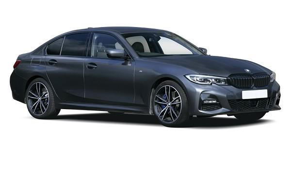 BMW 3 Series Saloon 320i M Sport 4dr Step Auto [Plus Pack]