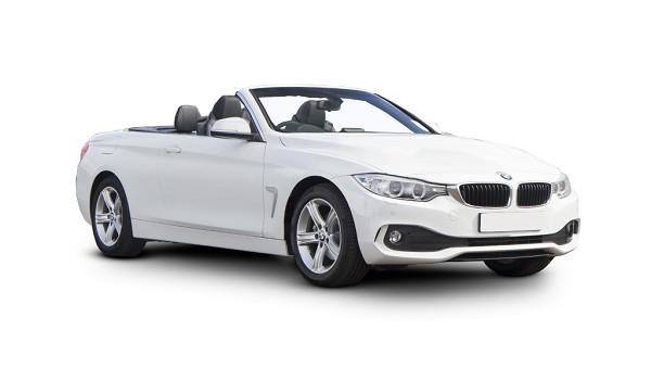 BMW 4 Series Convertible 420d [190] M Sport 2dr [Professional Media]