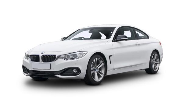 BMW 4 Series Coupe 420d [190] Sport 2dr Auto [Business Media]