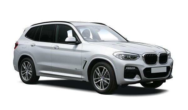 BMW X3 Estate xDrive20i SE 5dr Step Auto