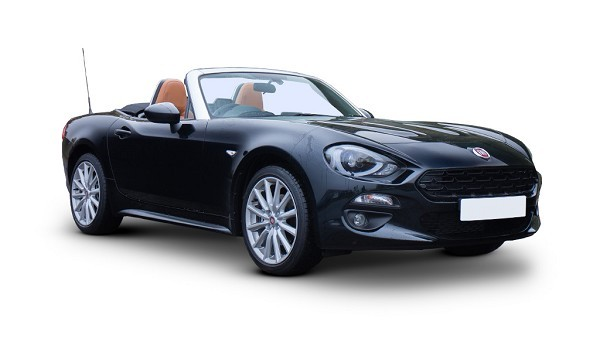 Fiat 124 Spider Convertible Special Editions 1.4 Multiair S-Design 2dr