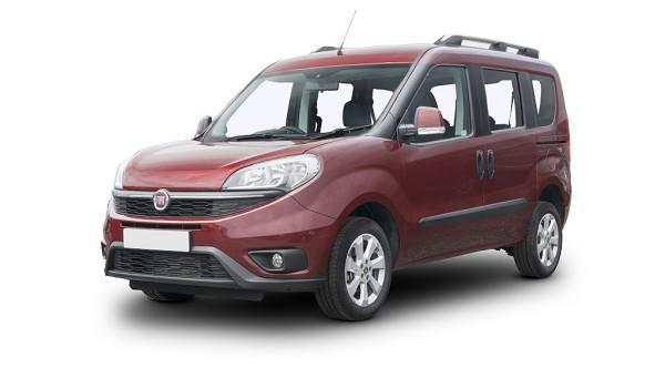 Fiat Doblo Estate 1.6 Multijet 95 Trekking [Family Pack] 5dr [Eco]