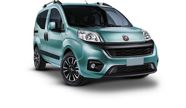 Fiat Qubo Estate 1.3 Multijet 95 Trekking 5dr