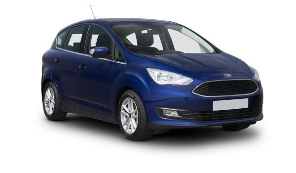 Ford C-Max Estate 1.5 TDCi Titanium X 5dr Powershift