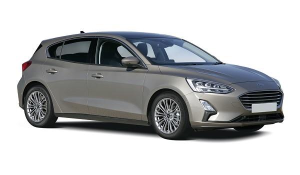 Ford Focus Hatchback 1.0 EcoBoost 125 ST-Line Nav 5dr Auto