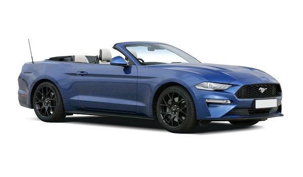 Ford Mustang Convertible Special Editions 5.0 V8 440 55 Edition 2dr Auto