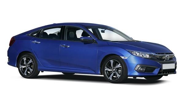 Honda Civic Saloon 1.6 i-DTEC EX 4dr