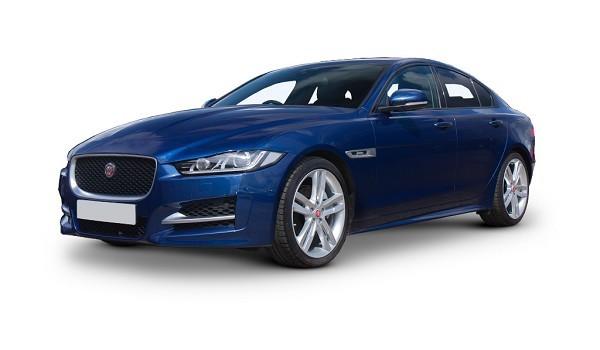 Jaguar XE Saloon 2.0d [180] SE 4dr