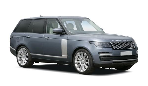 Land Rover Range Rover Estate 2.0 P400e SVAutobiography LWB 4dr Auto