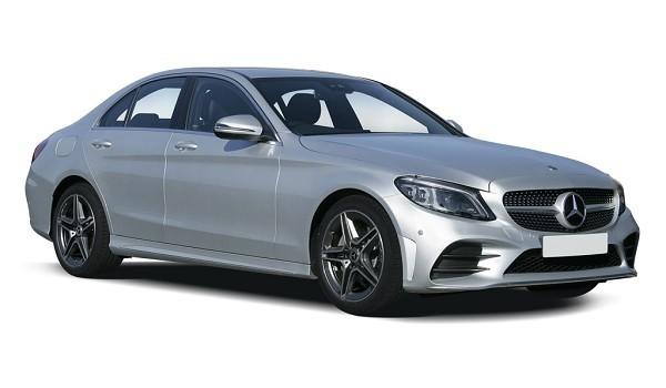Mercedes-Benz C Class Saloon C200 AMG Line Edition 4dr 9G-Tronic