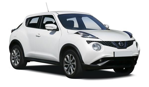 Nissan Juke Hatchback 1.6 [112] Tekna 5dr CVT [Bose]