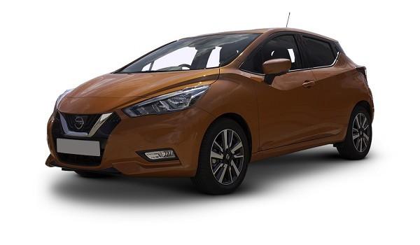 Nissan Micra Hatchback 1.0 IG-T 100 Tekna 5dr [Vision+/Ext+Pk/Leather]
