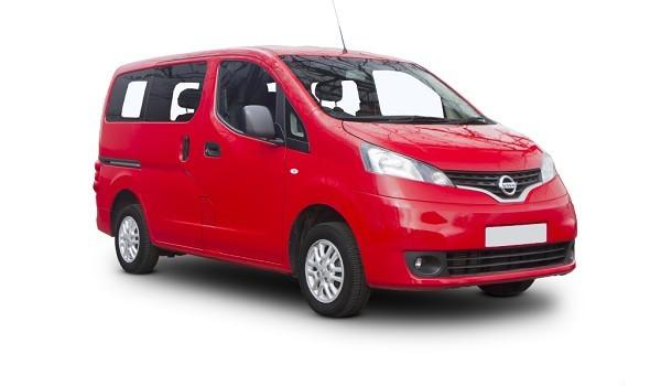 Nissan NV200 Combi Estate 1.5 dCi 90 Acenta 5dr [7 Seat]