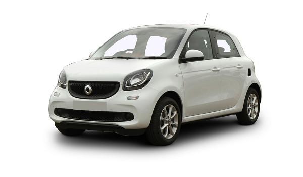Smart Forfour Hatchback 60kW EQ Prime Premium 17kWh 5dr Auto [22kWCh]