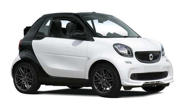 Smart Fortwo Cabrio Fortwo Cabrio 1.0 Prime 2dr