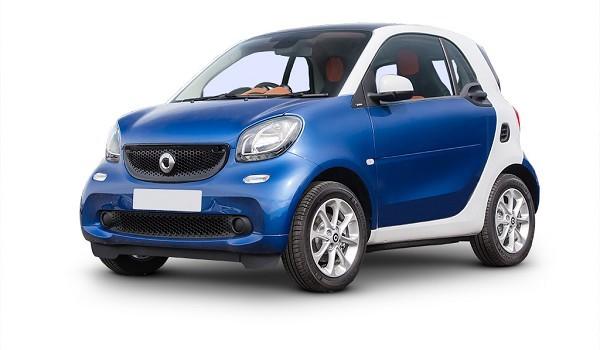 Smart Fortwo Coupe Fortwo Coupe 0.9 Turbo Prime Premium 2dr Auto