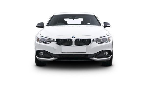 BMW 4 Series Coupe 420d [190] xDrive M Sport 2dr Auto [Prof Media]