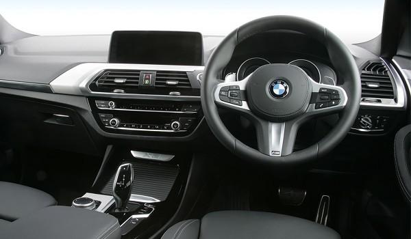 BMW X3 Estate xDrive30d M Sport 5dr Step Auto