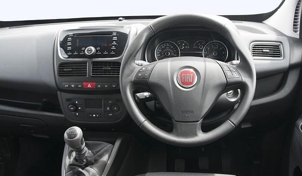 Fiat Doblo Estate 1.6 Multijet 120 Easy [Family Pack] 5dr [Eco]