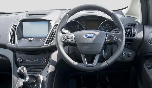 Ford C-Max Estate 1.0 EcoBoost 125 Zetec 5dr