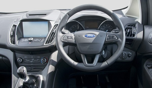 Ford C-Max Estate 1.0 EcoBoost Titanium Navigation 5dr