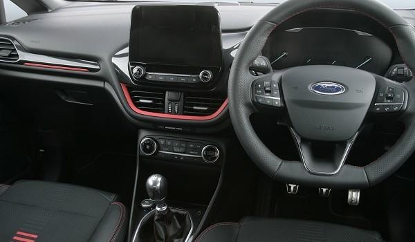 Ford Fiesta Hatchback 1.0 EcoBoost 140 ST-Line X 3dr
