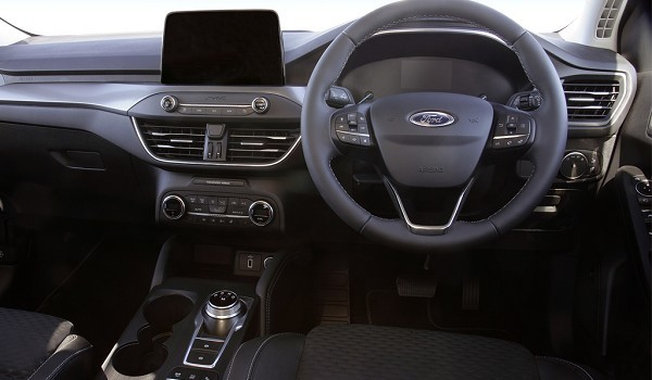 Ford Focus Hatchback 1.5 EcoBoost 150 Titanium X 5dr Auto