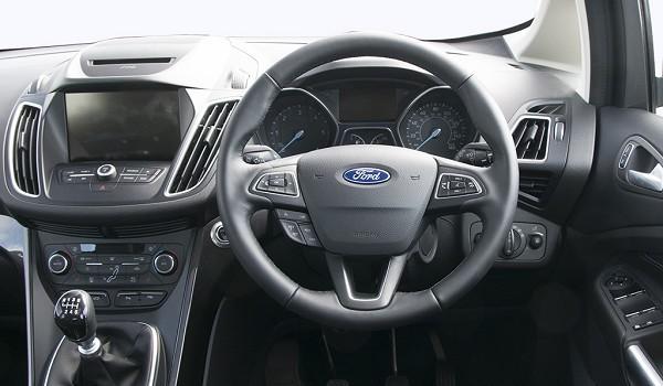 Ford Grand C-Max Estate 1.0 EcoBoost 125 Titanium X Navigation 5dr
