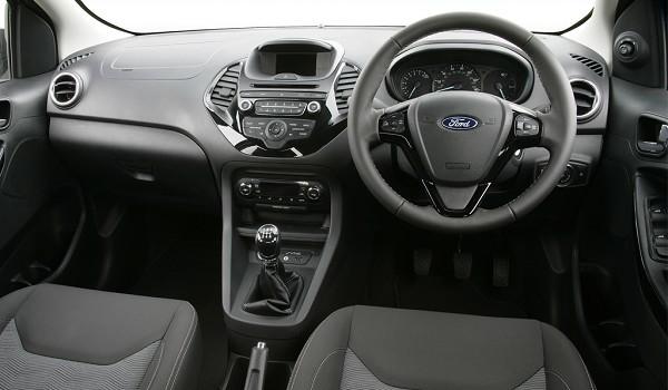 Ford Ka+ Hatchback 1.2 85 Zetec 5dr