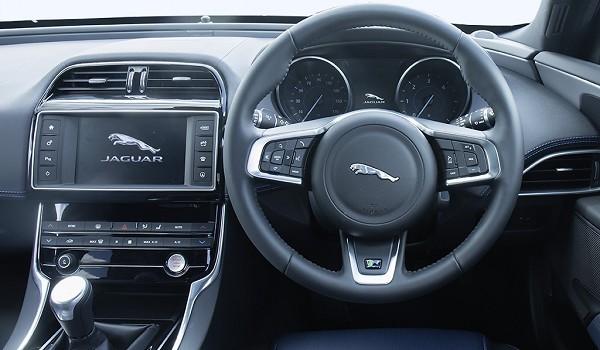 Jaguar XE Saloon 2.0d Portfolio 4dr