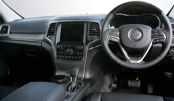 Jeep Grand Cherokee SW 3.0 CRD Summit 5dr Auto