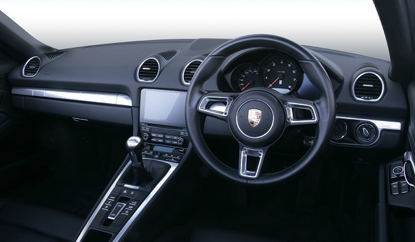 Porsche Boxster 718 Boxster Roadster 2.5 GTS 2dr