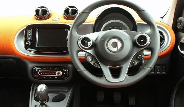Smart Forfour Hatchback 0.9 Turbo Prime Premium 5dr