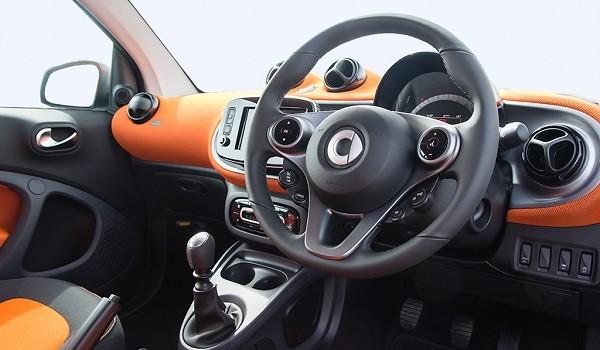 Smart Fortwo Coupe Fortwo Coupe 1.0 Prime Premium Plus 2dr Auto