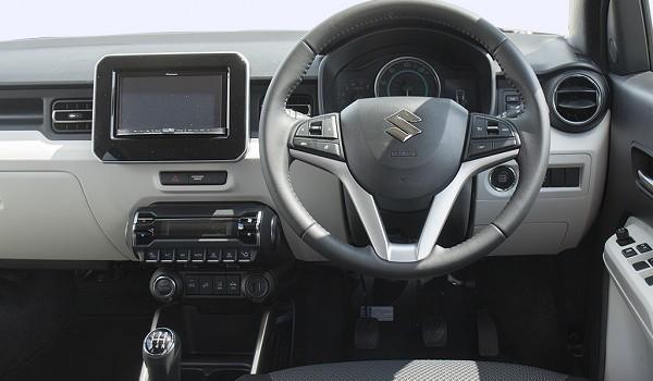 Suzuki Ignis Hatchback 1.2 Dualjet SHVS SZ5 5dr