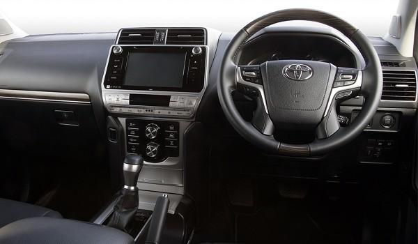 Toyota Land Cruiser SW 2.8 D-4D Active 5dr Auto 7 Seats [Nav]