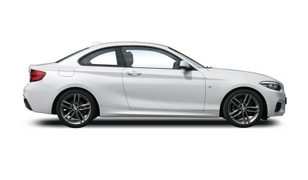 BMW 2 Series Coupe 218d M Sport 2dr [Nav]