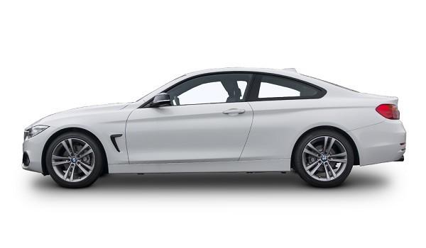BMW 4 Series Coupe 420d [190] M Sport 2dr Auto [Professional Media]