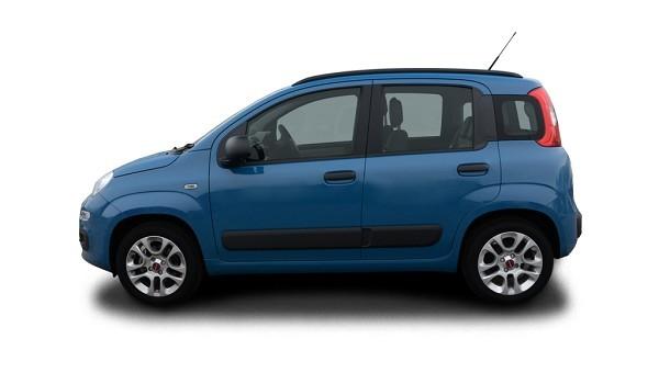 Fiat Panda Hatchback 0.9 TwinAir [90] Cross 4x4 5dr