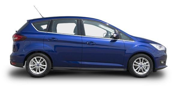 Ford C-Max Estate 1.5 TDCi Zetec 5dr