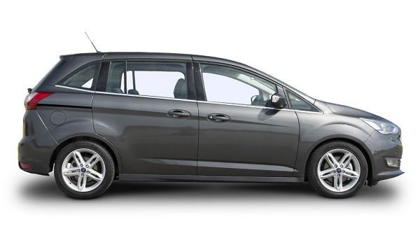 Ford Grand C-Max Estate 1.5 TDCi Titanium X 5dr Powershift