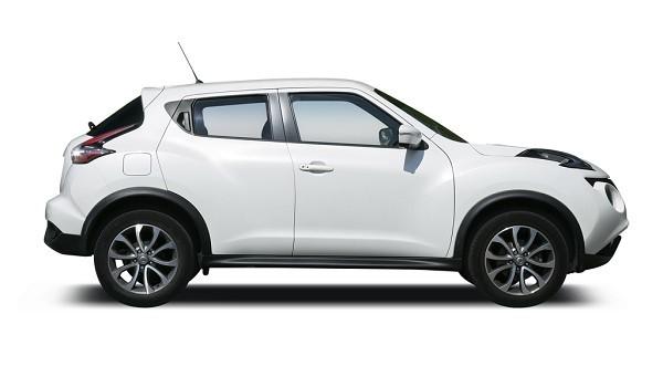 Nissan Juke Hatchback 1.5 dCi Bose Personal Edition 5dr