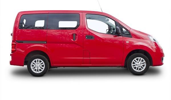 Nissan NV200 Combi Estate 1.5 dCi 110 Acenta 5dr [7 Seat]