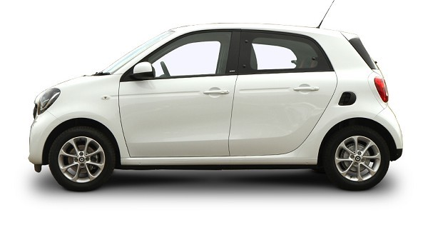 Smart Forfour Hatchback 0.9 Turbo Prime 5dr