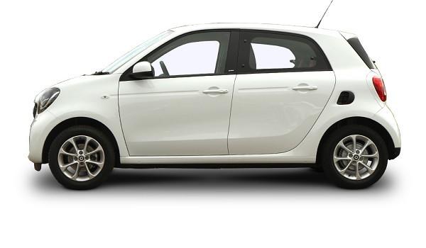 Smart Forfour Hatchback 1.0 Prime Premium Plus 5dr