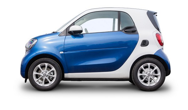 Smart Fortwo Coupe Fortwo Coupe 0.9 Turbo Prime 2dr Auto