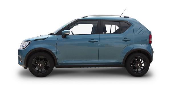 Suzuki Ignis Hatchback 1.2 Dualjet SZ5 5dr Auto