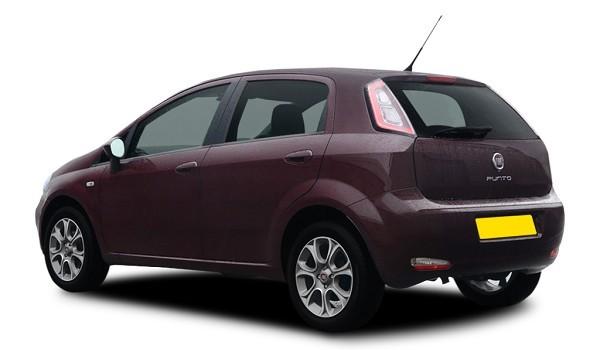 Fiat Punto Hatchback 1.2 Easy+ 5dr