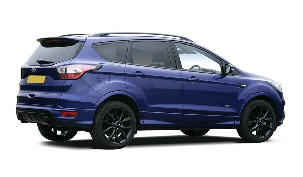 Ford Kuga Estate 2.0 TDCi Zetec 5dr
